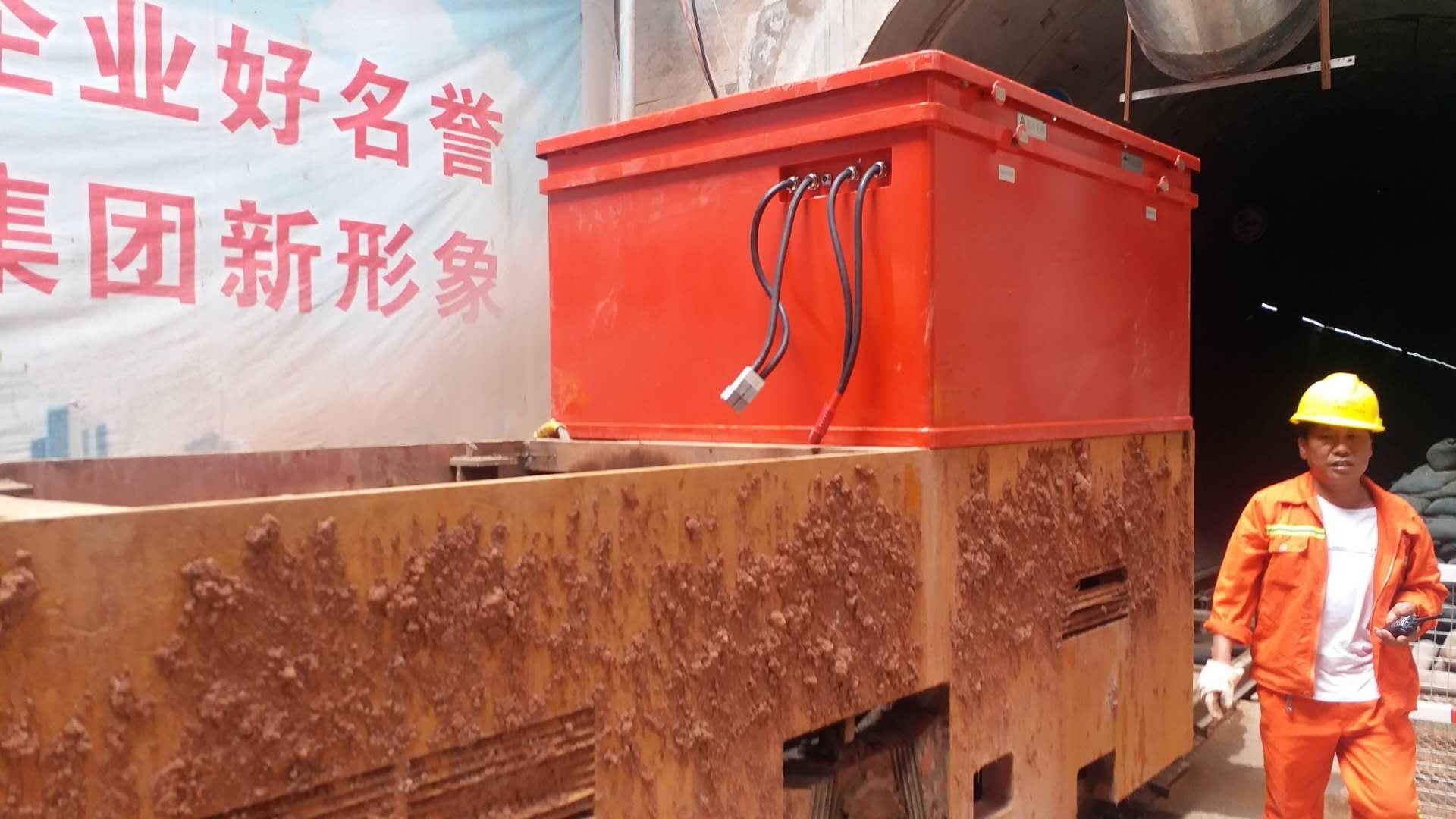 杭州地铁施工工地